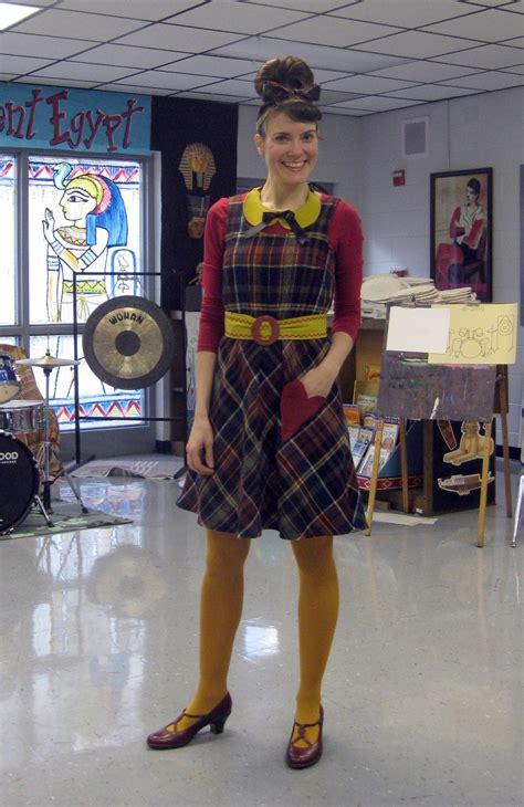 Cassie Stephens Diy How To Dress Like A Kindergartener