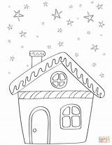Coloring Winter Pages Printable Drawing Paper Dot Puzzle Categories sketch template
