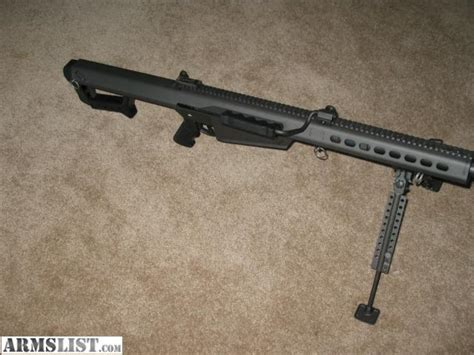 Auto 50 Bmg by Armslist For Sale Barrett 50 Bmg M82a1 Semi Auto W 2 Mags