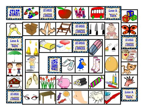 There Is There Are Board Game-esl Fun Games-have Fun