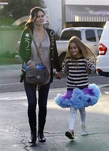 Courteney Cox & Coco Have A Halloween Mother-Daughter Day ...