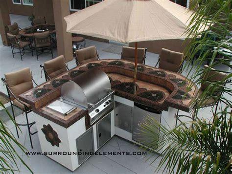 spartan island  barbecue side burner refrigerator