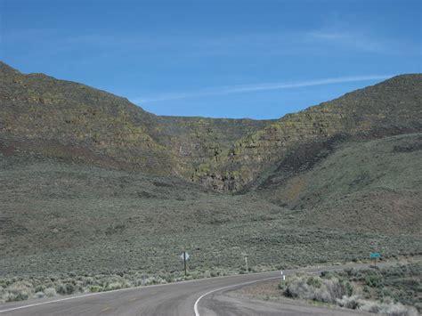 Guano Rim, State Route 140, Oregon | Oregon Route 140 is ...