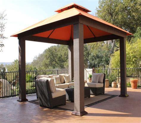 luxury gazebo patio ideas 48 for your patio canopy ideas