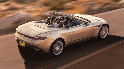 The Aston Martin Db11 Volante Is Here  Top Gear