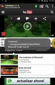 TubeMate YouTube Downloader Android App APK (devian ...