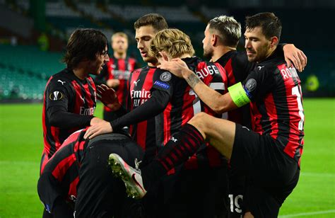 Player Ratings: Celtic 1-3 AC Milan - Several players ...