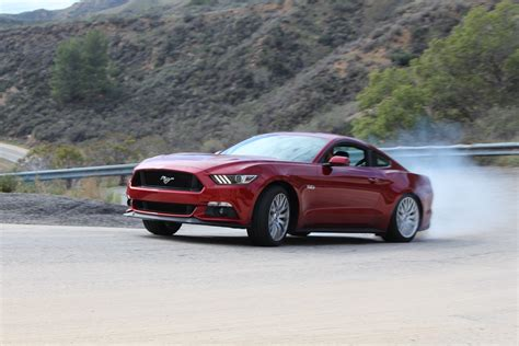 New 2018 Mustang Face Revealed, And It's Depressing