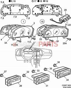 Saab Parts Diagrams Dashboard  U2022 Wiring Diagram For Free