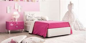 photos deco chambre fille rose With deco chambre petite fille
