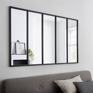 Miroir Grande Taille : miroir adh sif grande taille id es de d coration ~ Farleysfitness.com Idées de Décoration