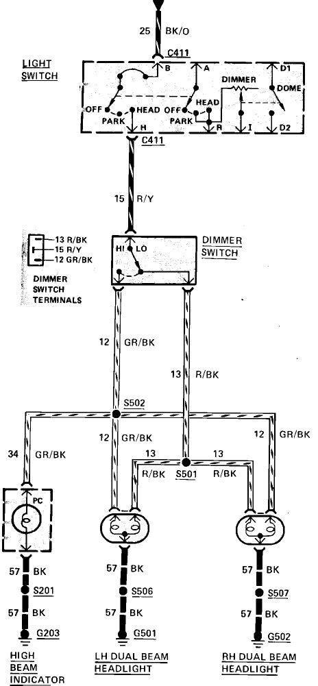 wiring diagram  grumman olson step van   ford