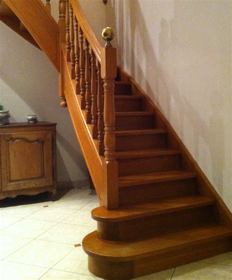r 233 novation et cr 233 ation escalier traditionnel delalleau