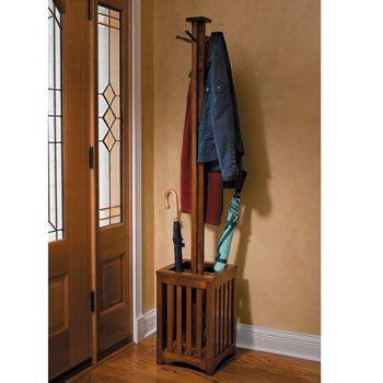 Standing Coat Closet by Best 25 Coat Tree Ideas On Diy Coat Rack Diy