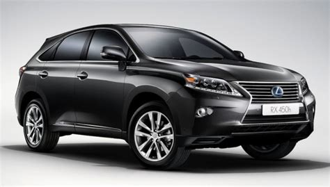 2013 Lexus Rx 450h Hybrid Price, Specifications And Images