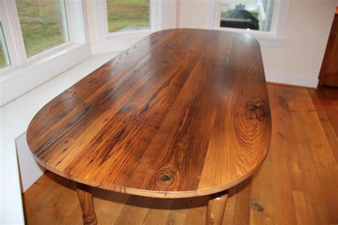 oval tables reclaimed wood farm tables