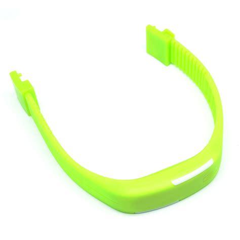 Jam Tangan Gelang Led Sporty Murah jam tangan led gelang sport no logo green