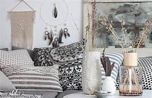 Boho Style Wohnen : dekoration ~ Kayakingforconservation.com Haus und Dekorationen