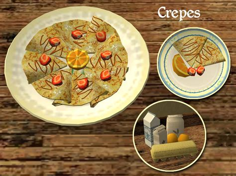 cuisine sims 3 mod the sims food recolors part 2