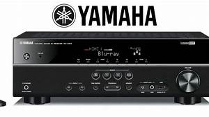 Yamaha-rx-v373  Ampli Home-cin U00e9ma Yamaha