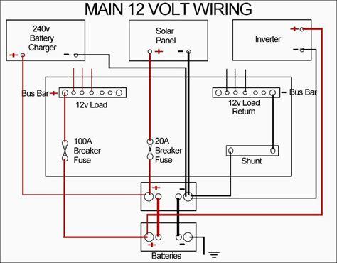 12v caravan wiring diagram 12v caravan wiring diagram