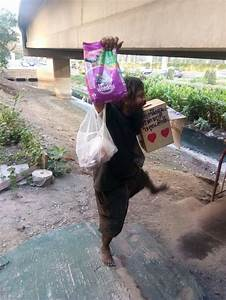Homeless Man In Thailand Sells Limes On The Street ...