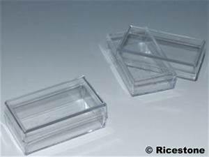 Boite A Bijoux Transparente : boite plastique transparente pour loisirs cr atifs pa5 ou p19 perles de culture rocailles perle ~ Teatrodelosmanantiales.com Idées de Décoration