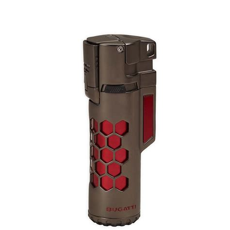 Heavy in hand and extremely durable, bugatti's vulcan torch lighter is stunning to. Bugatti Mirage Silk Red Wine / Matte Gunmetal - Dual Torch Lighter in 2020 (With images) | Red wine