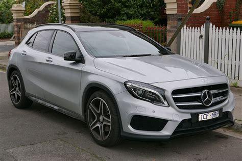 Modifikasi Mercedes Gla Class by Mercedes Gla Class