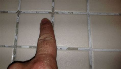 cleaning shower tile grout what works and what doesn t