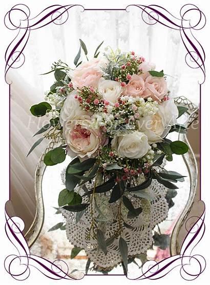 Maddison Bouquet Bridal Cascade Flowers Bouquets Cascading
