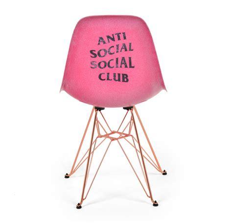the anti social social club x modernica eiffel side shell
