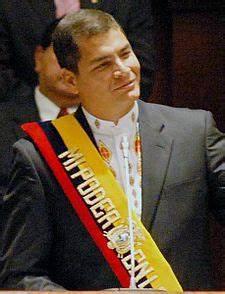 Ecuador: Rafael Correa Lays Out Comprehensive Banking Reform