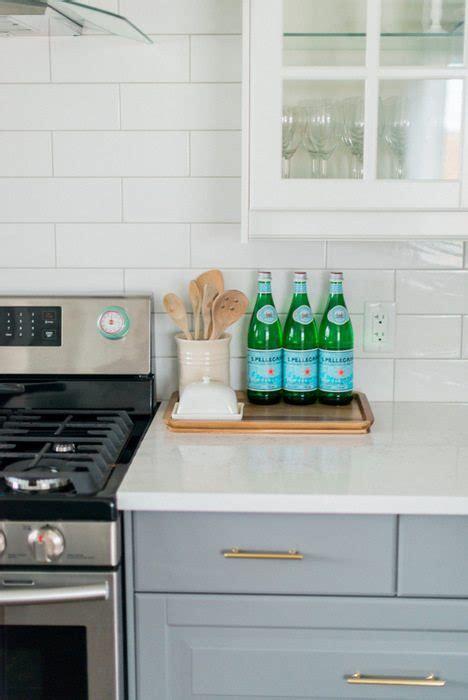 ikea quartz countertops a gray and white ikea kitchen transformation the