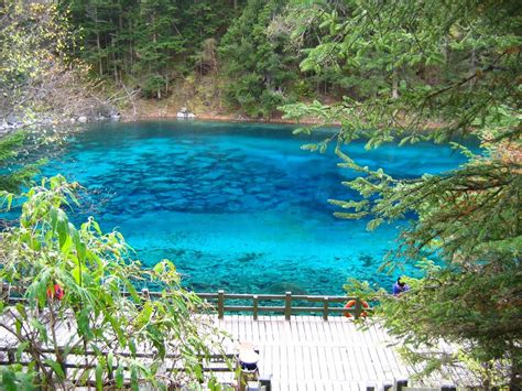 tourist guide  jiuzhaigou national park xcitefunnet