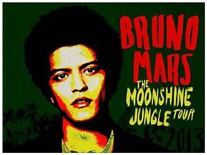 Bruno Mars trae su The Moonshine Jungle World Tour a España