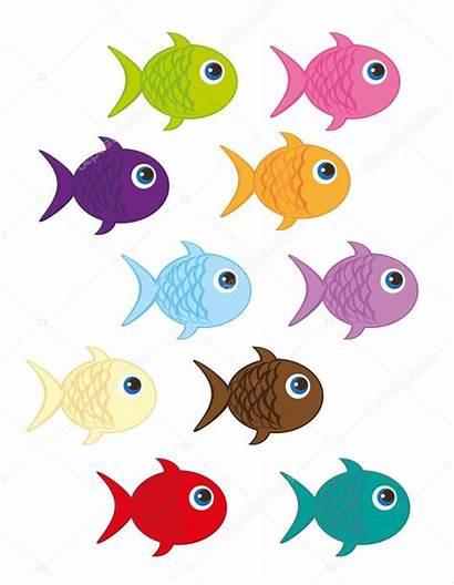 Fish Cartoon Clipart Google Pescado Dibujos Vis