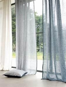 Rideaux à Poser Sur Fenêtres : les 25 meilleures id es de la cat gorie rideaux en lin sur ~ Premium-room.com Idées de Décoration