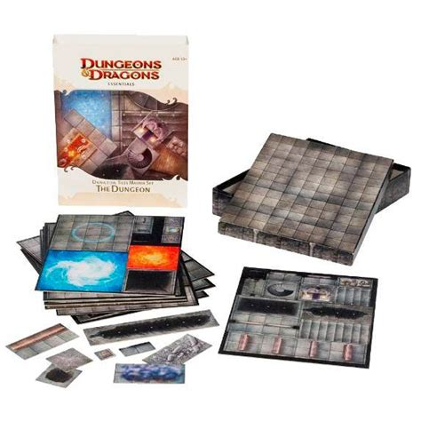 Dungeons And Dragons Tiles Master Set by Dungeon Tiles Master Set The Dungeon Fantasyobchod Cz