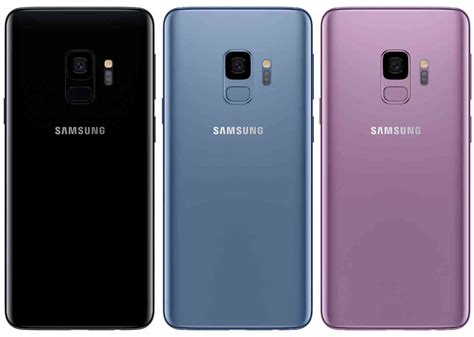 samsung galaxy s9 and s9 feature snapdragon 845 stereo speakers phonedog