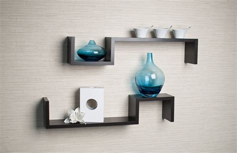 wall mounted shelf shelf ideas for the modern cave dudeliving