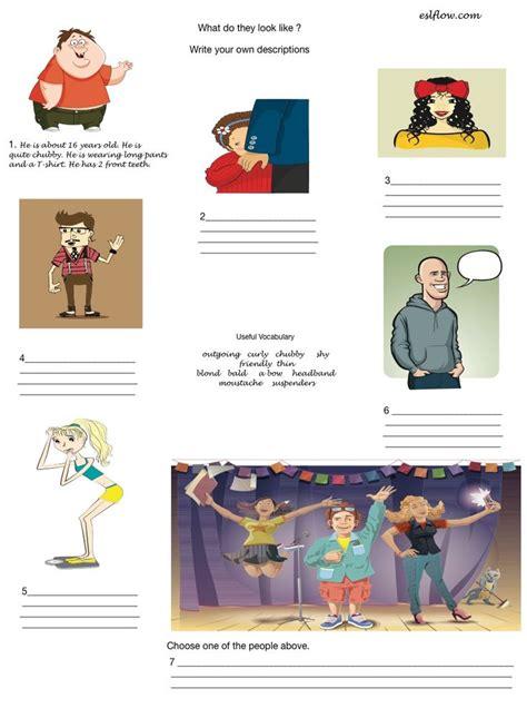 describing appearance worksheet worksheets worksheets