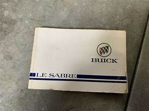 1997 97 Buick Lesabre Owners Manual    Handbook    Guide