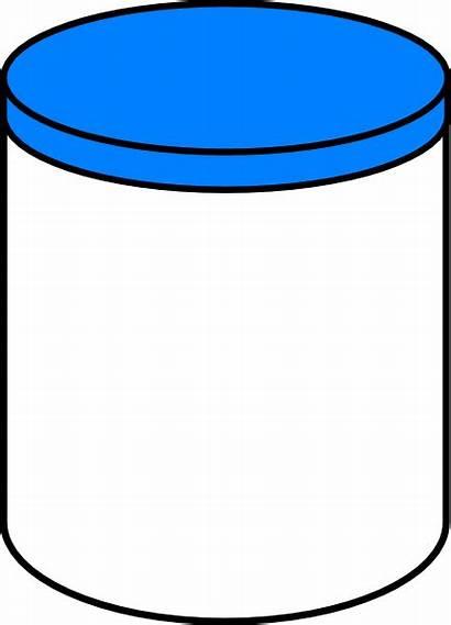 Jar Clipart Clip Cookie Empty Dream Plain