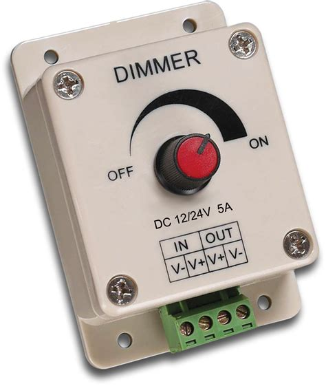 Mit Dimmer by Led Dimmer Allanson Led