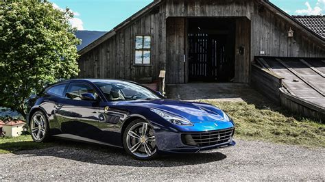 Gtc4lusso T Hd Picture by Gtc4lusso 2016 Review By Car Magazine