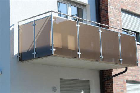 Balkonverkleidungen Aus Glas by Balkon Sichtschutz Aus Glas Balkon Sichtschutz Aus Glas