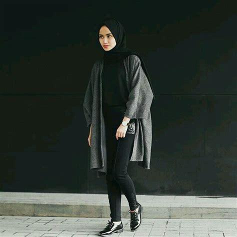 pin  chikita oviandara  hijab ootd   hijab fashion hijab outfit casual hijab outfit