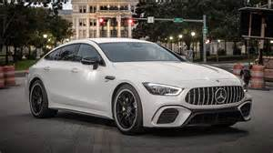 The base gt model has the lowest power output of the family but still comes well equipped. 2019 Mercedes-AMG GT 53 4-Door Coupe Starts at Just Under $100,000 - MotorTrend | Car in My Life