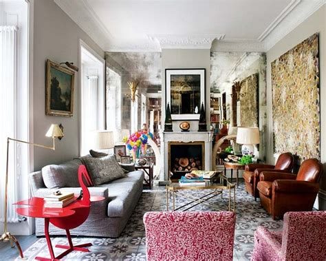 decorating styles for home interiors eclectic mix in madrid home interior design files